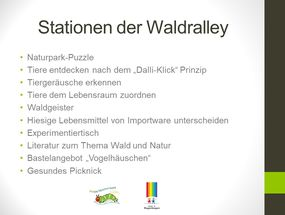 Waldralley